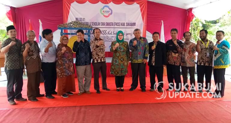 SMA Doa Bangsa Sukabumi, Terpilih Jadi Tuan Rumah Milad FKSS Pertama