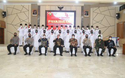 Siswa SMA Doa Bangsa Menjadi Anggota PASKIBRAKA Tingkat Kabupaten